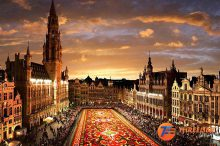Belçika Nakliye